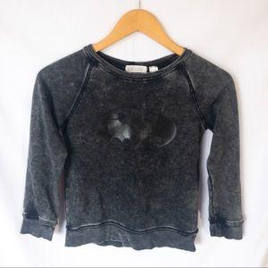 Batman Boy's H&M Sweatshirt - Size 6-8